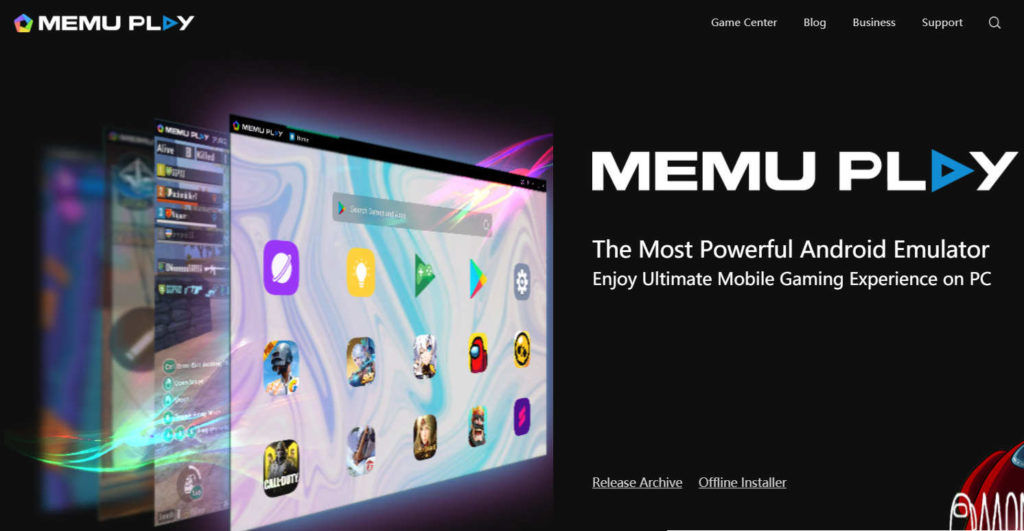 memu play best android emulator for pc