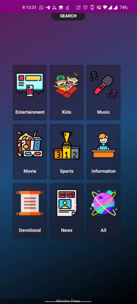 movies time apk download