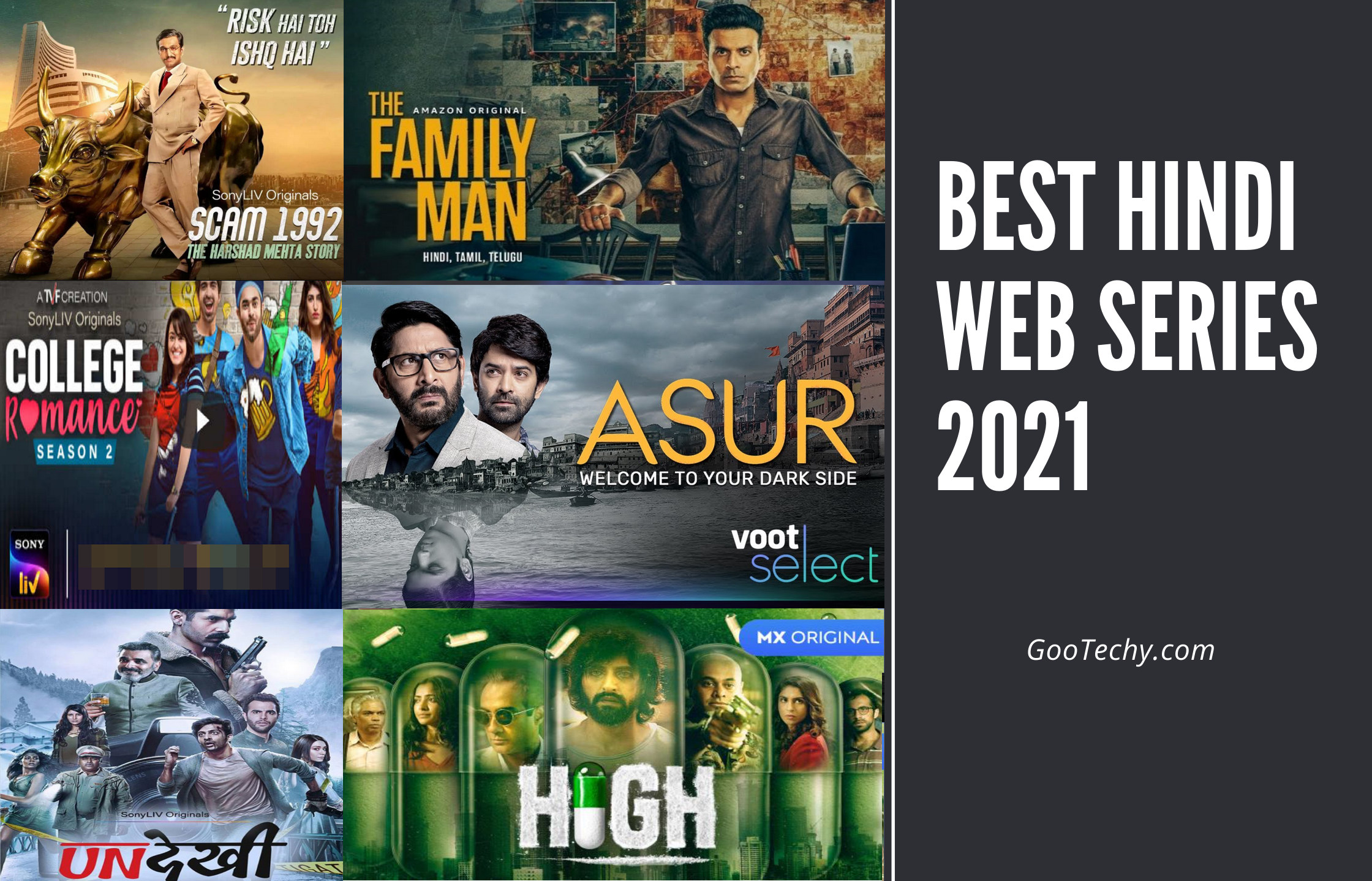 52+ Best Hindi Web Series to Watch Right Now [October 2021]