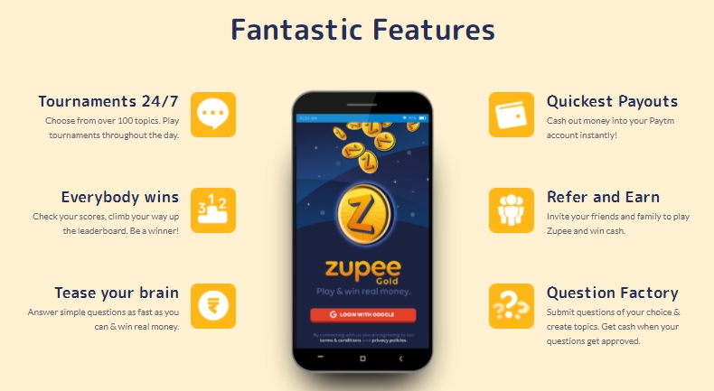 zupee gold offer